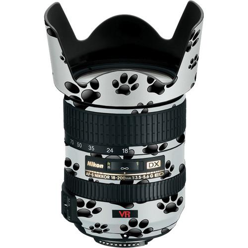 LensSkins Lens Skin for the Nikon 18-200mm f/3.5-5.6G AF-S IF-ED DX VR Lens (Pet Photographer)