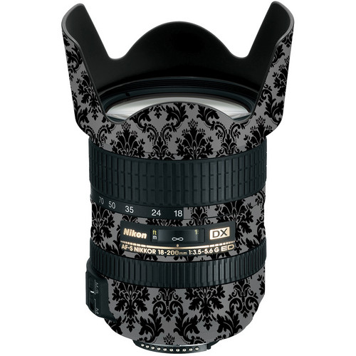 LensSkins Lens Wrap for Nikon 18-200mm f/3.5-5.6G II (Special 1)