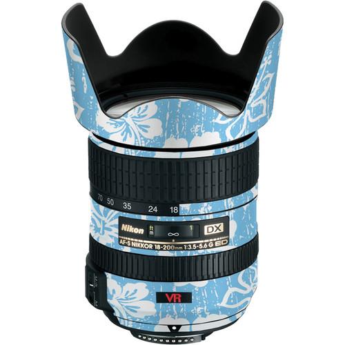 LensSkins Lens Skin for the Nikon 18-200mm f/3.5-5.6G AF-S IF-ED VR II Lens (Island Photographer)