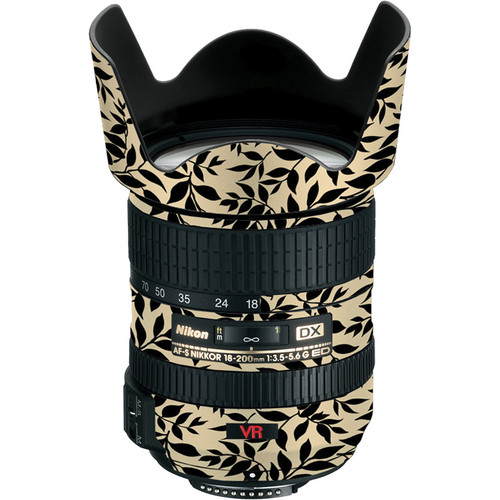 LensSkins Lens Skin for the Nikon 18-200mm f/3.5-5.6G AF-S IF-ED VR II Lens (Modern Photographer)