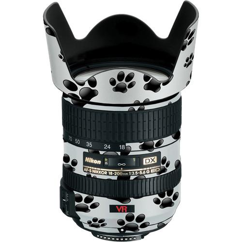 LensSkins Lens Skin for the Nikon 18-200mm f/3.5-5.6G AF-S IF-ED VR II Lens (Pink Petals)