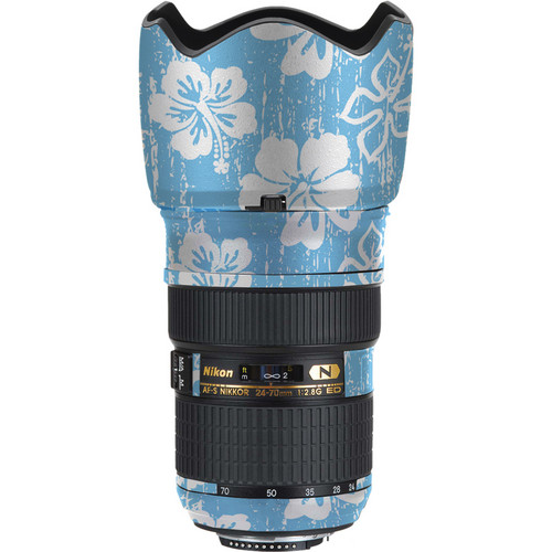LensSkins Lens Skin for Nikon 24-70mm f/2.8G AF-S ED (Island Photographer)