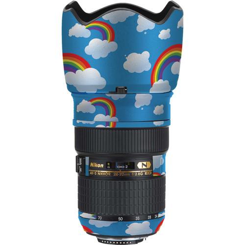LensSkins Lens Skin for the Nikon 24-70mm f/2.8G AF-S ED Lens (Kids Photographer)