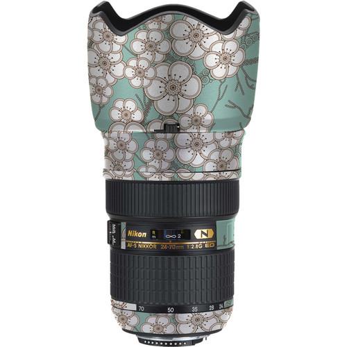 LensSkins Lens Skin for the Nikon 24-70mm f/2.8G AF-S ED Lens (Zen)