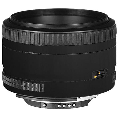 LensSkins Lens Skin for the Nikon 50mm f/1.8D AF Lens (Flat Black)