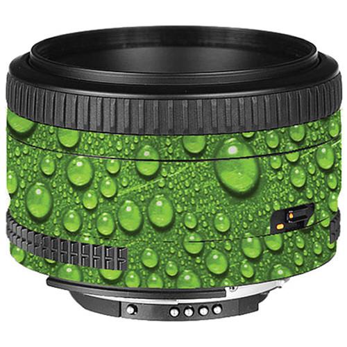 LensSkins Lens Skin for the Nikon 50mm f/1.8D AF Lens (Green Water)