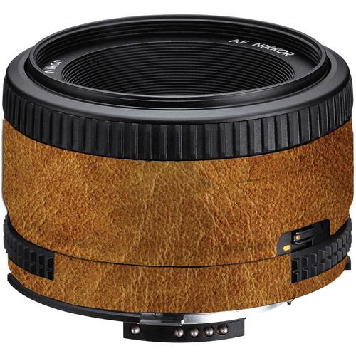 LensSkins Lens Wrap for Nikon 50mm f/1.8D (Leathered)