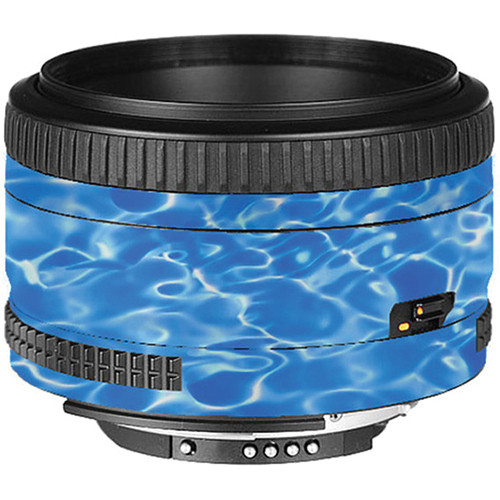 LensSkins Lens Skin for the Nikon 50mm f/1.8D AF Lens (Underwater)