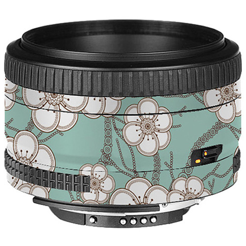 LensSkins Lens Skin for the Nikon 50mm f/1.8D AF Lens (Zen)