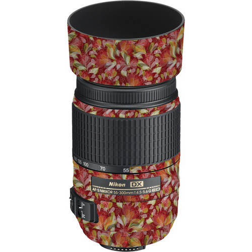 LensSkins Lens Skin for the Nikon 55-300mm f/4.5-5.6G ED VR Lens (French Feather)