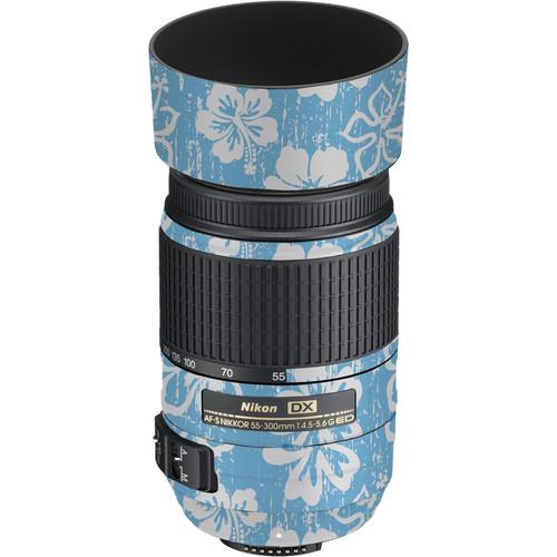 LensSkins Lens Skin for the Nikon 55-300mm f/4.5-5.6G ED VR Lens (Island Photographer)