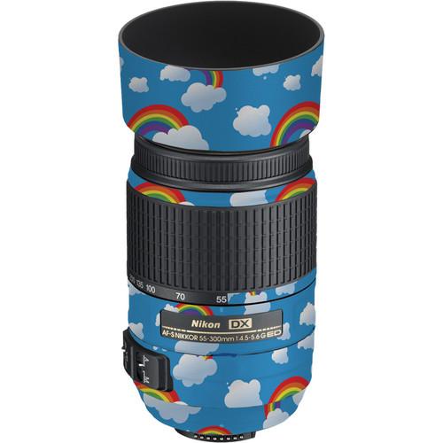 LensSkins Lens Skin for the Nikon 55-300mm f/4.5-5.6G ED VR Lens (Kids Photographer)