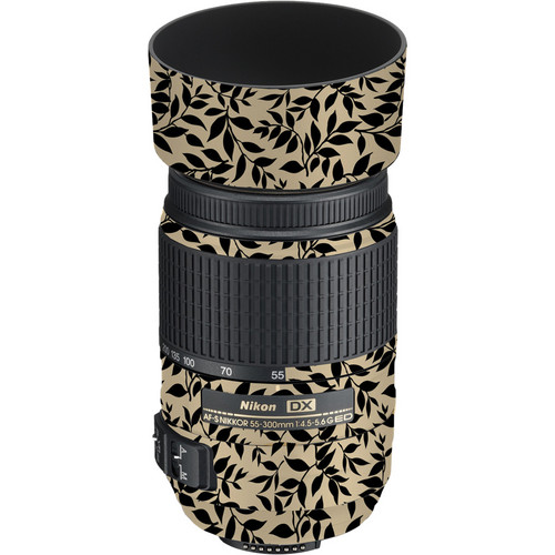 LensSkins Lens Skin for the Nikon 55-300mm f/4.5-5.6G ED VR Lens (Modern Photographer)