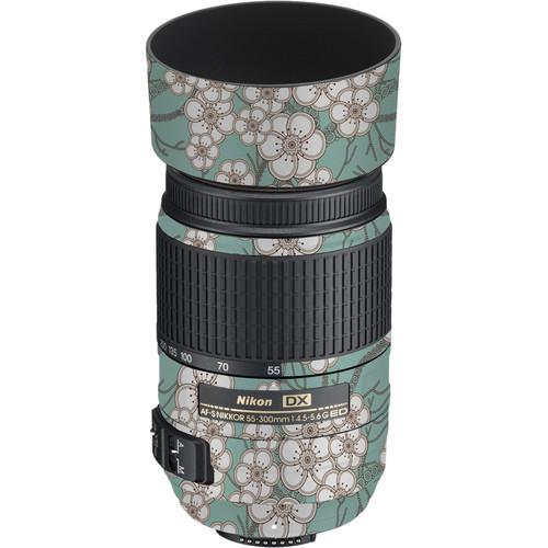 LensSkins Lens Skin for the Nikon 55-300mm f/4.5-5.6G ED VR Lens (Zen)
