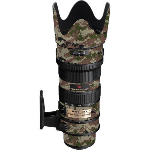 LensSkins Lens Skin for the Nikon 70-200mm f/2.8G AF-S IF-ED VR Lens (Camo)