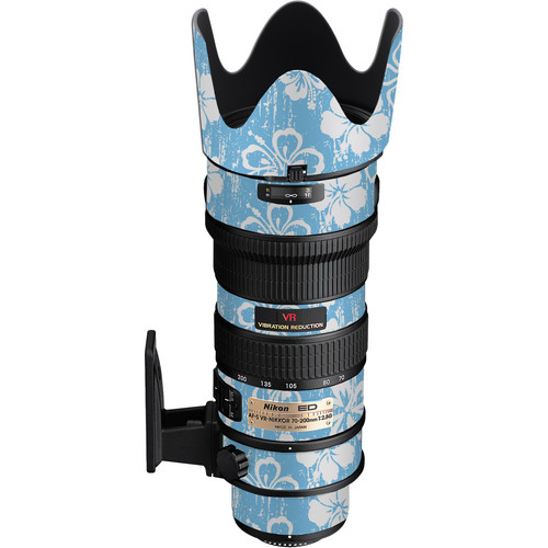 LensSkins Lens Skin for the Nikon 70-200mm f/2.8G AF-S IF-ED VR Lens (Island Photographer)