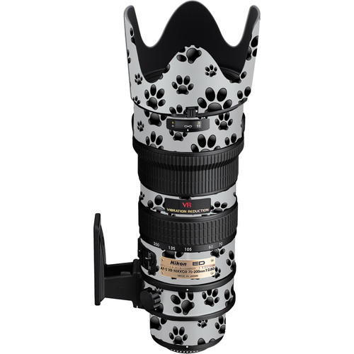 LensSkins Lens Skin for the Nikon 70-200mm f/2.8G AF-S IF-ED VR Lens (Pet Photographer)