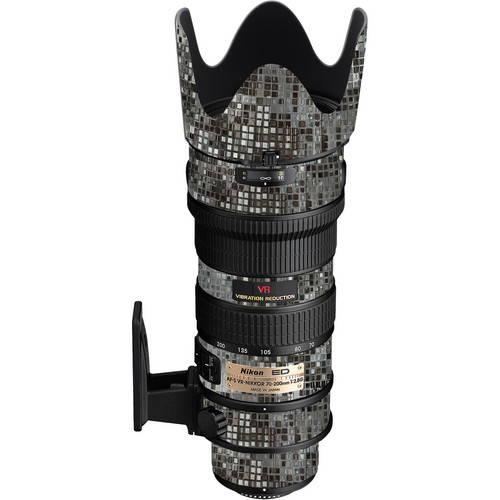 LensSkins Lens Skin for the Nikon 70-200mm f/2.8G AF-S IF-ED VR Lens (Shutter Diva)