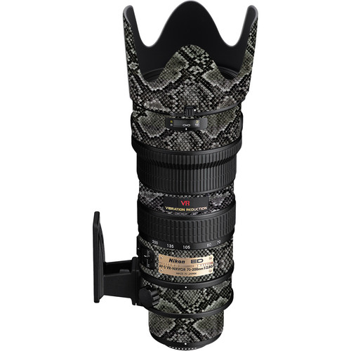 LensSkins Lens Wrap for Nikon 70-200mm f/2.8G (Snake Skin)