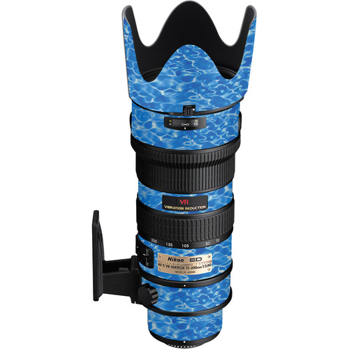 LensSkins Lens Skin for the Nikon 70-200mm f/2.8G AF-S IF-ED VR Lens (Underwater)