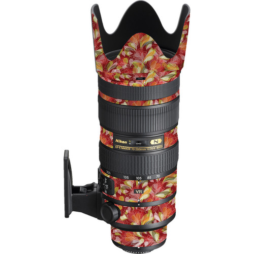 LensSkins Nikon 70-200mm f/2.8G AF-S ED VR II Lens (French Feather)