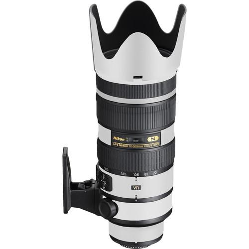 LensSkins Nikon 70-200mm f/2.8G AF-S ED VR II Lens (Flat White)