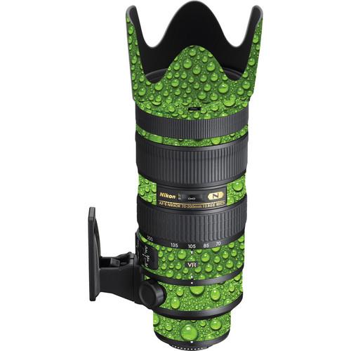 LensSkins Nikon 70-200mm f/2.8G AF-S ED VR II Lens (Green Water)