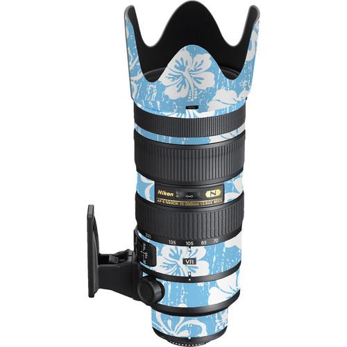 LensSkins Nikon 70-200mm f/2.8G AF-S ED VR II Lens (Island Photographer)