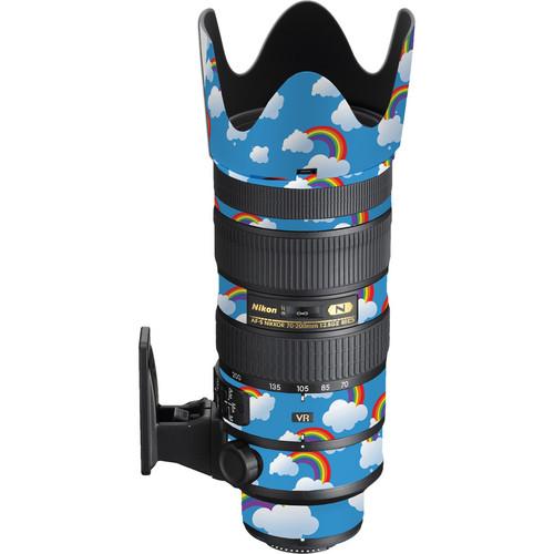 LensSkins Nikon 70-200mm f/2.8G AF-S ED VR II Lens (Kids Photographer)