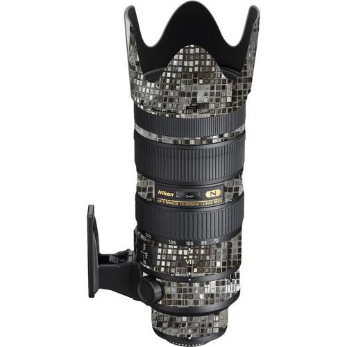 LensSkins Nikon 70-200mm f/2.8G AF-S ED VR II Lens (Shutter Diva)