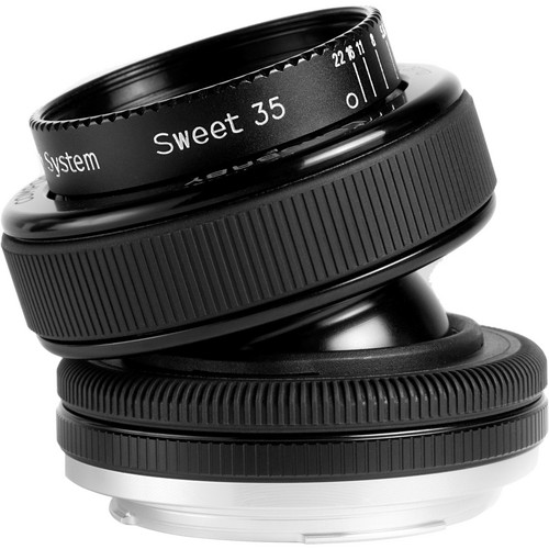 Lensbaby Composer Pro with Sweet 35 Optic for Nikon F