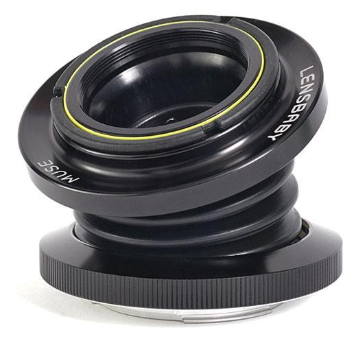 Lensbaby Muse Special Effects SLR Lens for Olympus (4/3) Mount