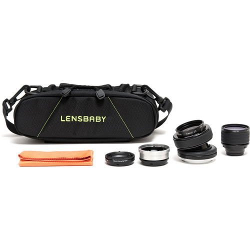 Lensbaby Pro Effects Kit for Nikon F