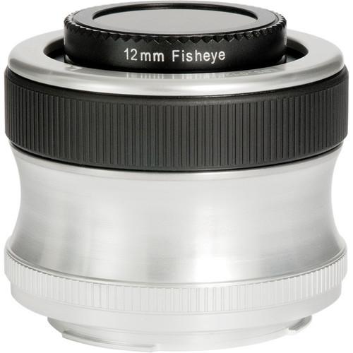 Lensbaby Scout Fisheye Lens for Nikon F