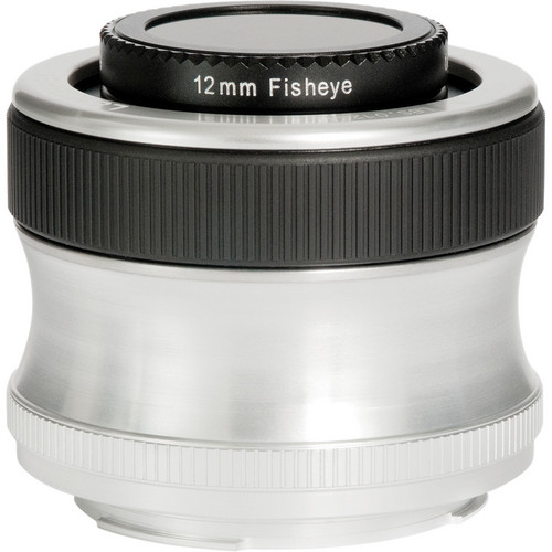 Lensbaby Scout Fisheye Lens for Olympus 4/3