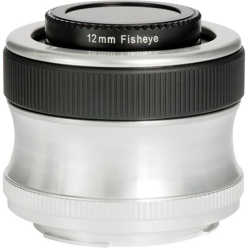 Lensbaby Scout Fisheye Lens for Pentax K