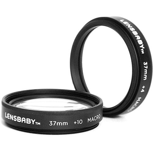 Lensbaby Close-Up (Macro) Kit for Lensbaby Special Effects Lenses - 37mm