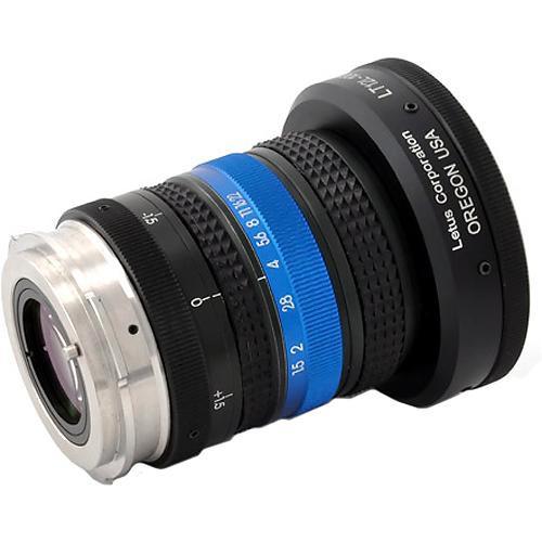 """Letus35 LT12PRO 1/2"""" Pro Relay Lens"""