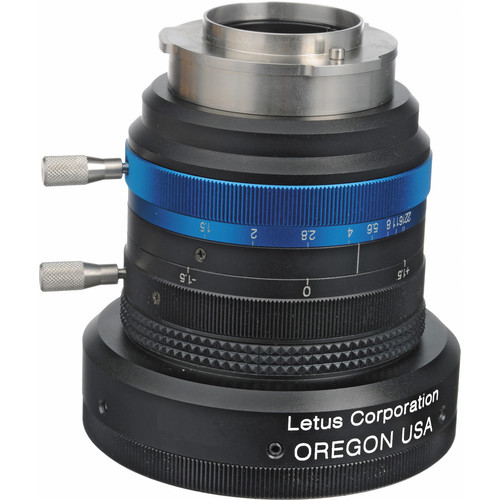 "Letus35 LT13FFPRO 1/3"" Pro Relay Lens"