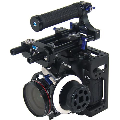 Letus35 MCS ActionCam Bundle for Nikon D800 With Basic Matte Box