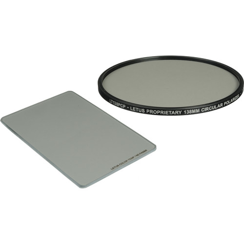 Letus35 Variable ND / Color Temp Filter Kit