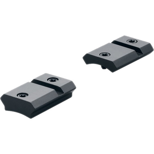 Leupold QRW 700 Two-Piece Mounting Base (Gloss Black)