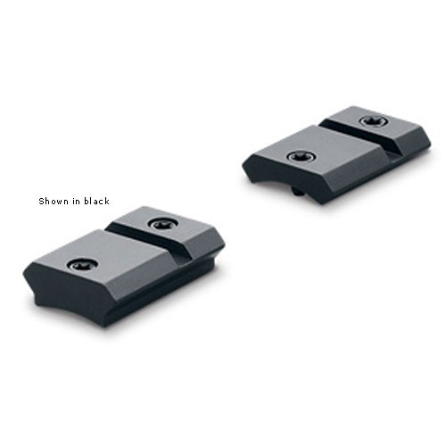Leupold QRW 700 Two-Piece Mounting Base  (Silver)