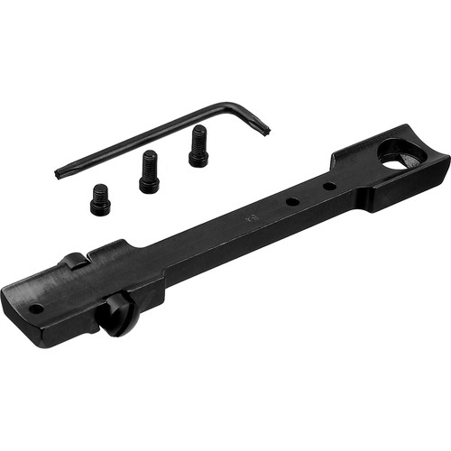 Leupold STD One-Piece Mounting Base for Browning BAR Rifles (Gloss Black)