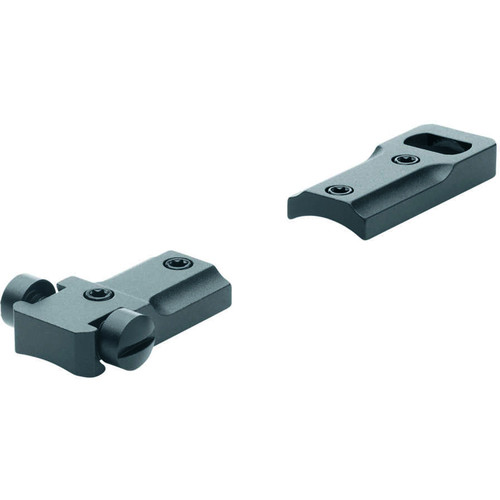 Leupold STD 70 RVF-R Two-Piece Mounting Base (Matte Black)