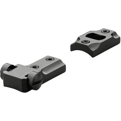 Leupold STD FN RVF Two-Piece Mounting Base (Gloss Black)