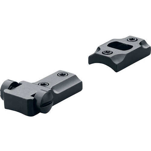 Leupold STD A-Bolt Two-Piece Mounting Base (Gloss Black)