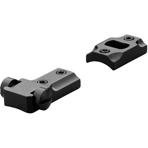 Leupold STD 22/16/23 Two-Piece Mounting Base (Matte Black)