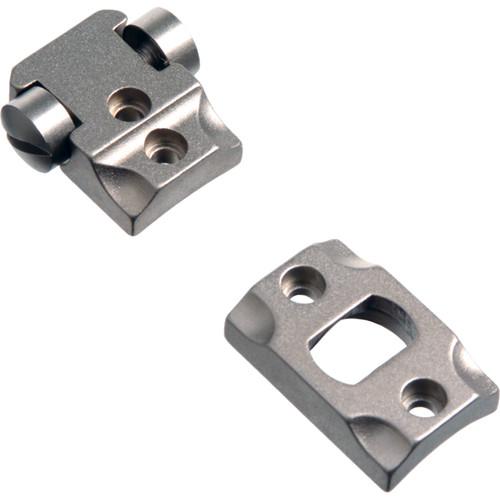 Leupold STD 7 Two-Piece Mounting Base (Silver)