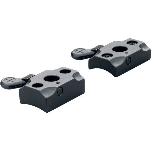 Leupold QR Antonio Zoli Quick Release One-Piece Mounting Base  (Matte Black)